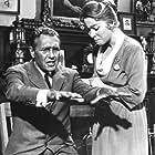 Ralph Bellamy and Greer Garson in Sunrise at Campobello (1960)