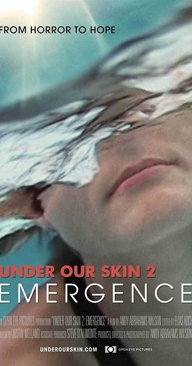 Subtitle of Under Our Skin 2: Emergence