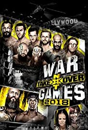NXT TakeOver: WarGames 2 Poster