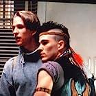 Matthew Modine and Michael Schoeffling in Vision Quest (1985)