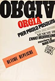 Orgia Poster