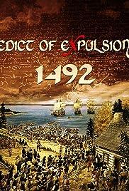 Edict of Expulsion 1492 Poster