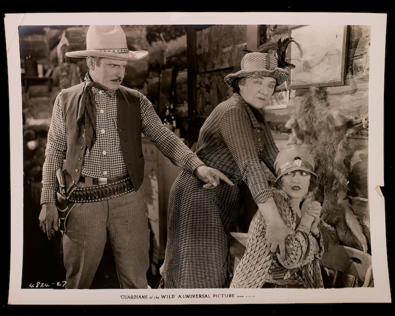 Guardians of the Wild (1928)