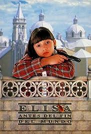 Elisa antes del fin del mundo Poster
