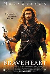 Mel Gibson in Braveheart (1995)