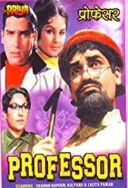 Professor 1962 Hindi Movie NF WebRip 400mb 480p 1.3GB 720p 4GB 8GB 1080p