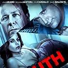 Daniel Baldwin, John Heard, Brendan Sexton III, and Erin Cardillo in The Truth (2010)