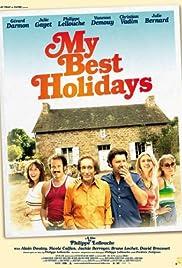 Nos plus belles vacances Poster