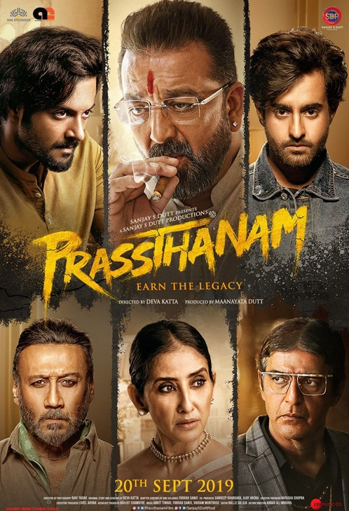 Prassthanam (2019) Hindi Movie 480p HDRip x264 ESubs 400MB