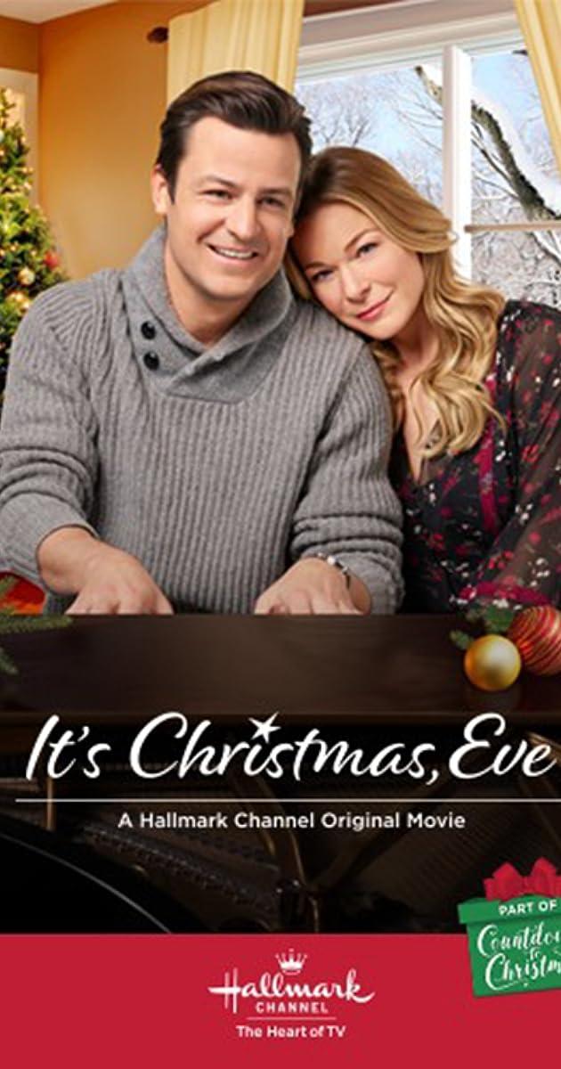 Homegrown Christmas Cast.It S Christmas Eve Tv Movie 2018 Imdb