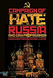Campaign of Hate: Russia and Gay Propaganda Poster