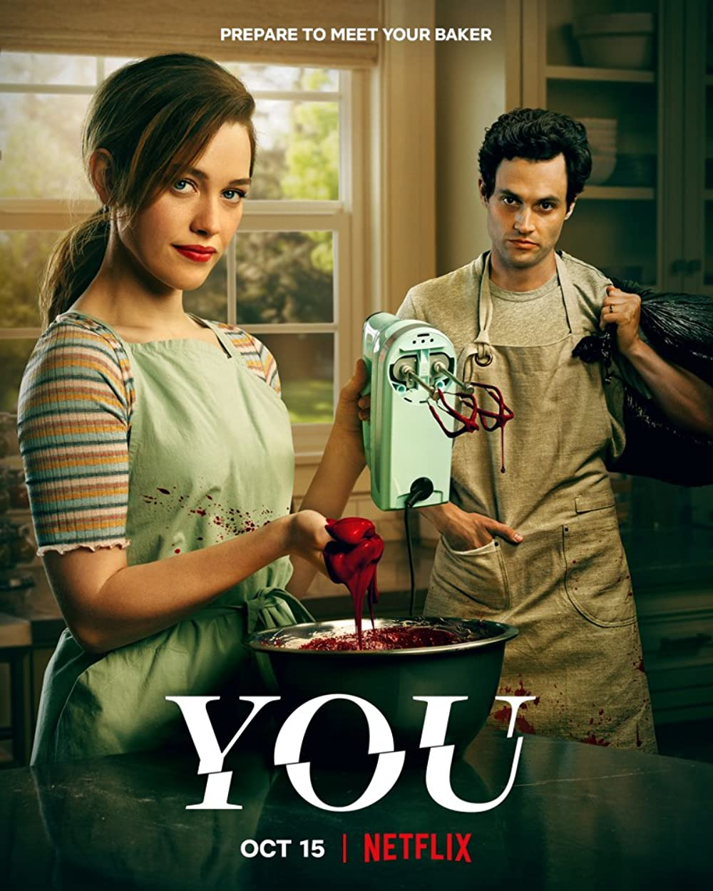 You 2021 S03 Hindi Dubbed Complete NF Series 720p HDRip 3GB Download