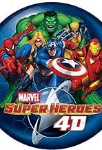 Marvel Super Heroes 4D