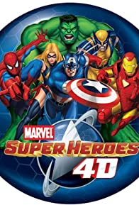 Primary photo for Marvel Super Heroes 4D