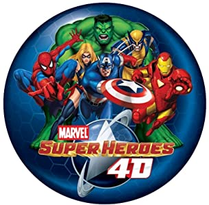 PDA free full movie downloads Marvel Super Heroes 4D (2010) [1280p] [4K2160p], Robert Henny