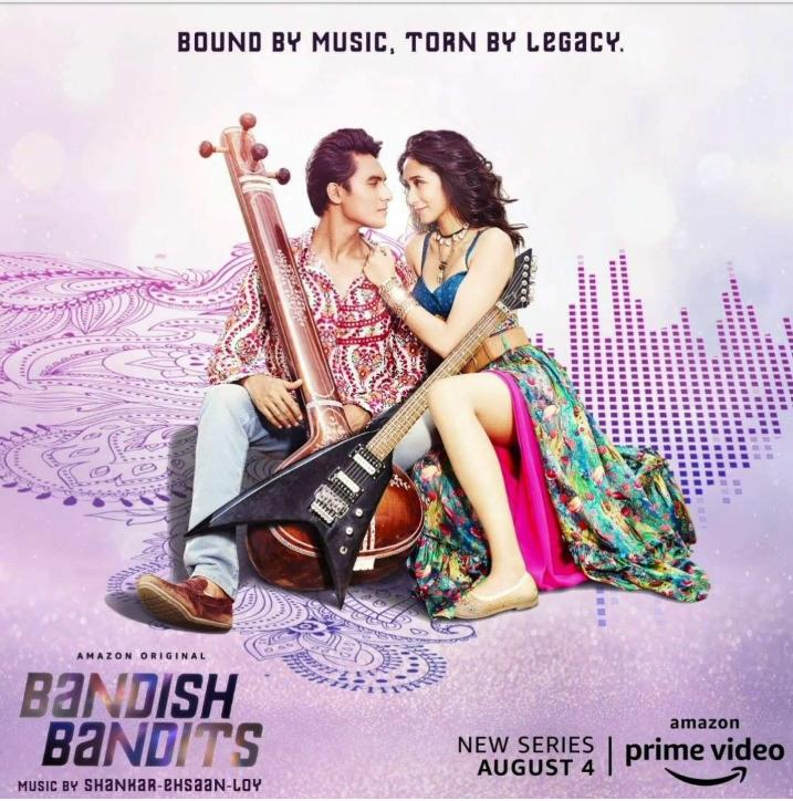 Bandish Bandits 2020 S01 Hindi Amazon Original Web Series Official Trailer 720p HDRip Download