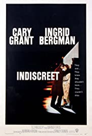 Indiscreet(1958) Poster - Movie Forum, Cast, Reviews