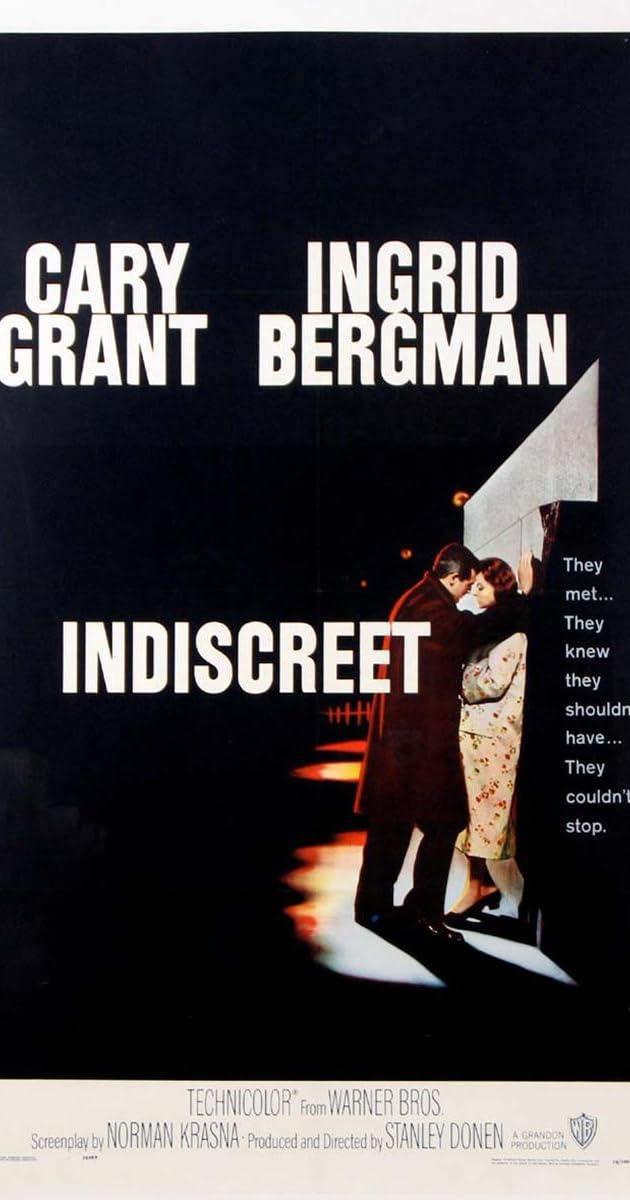 Indiscreet 1958 Cary Grant As Philip Adams Imdb