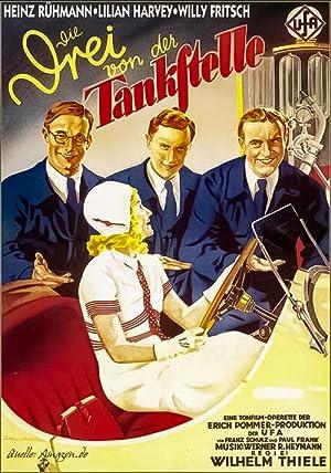 Die Drei von der Tankstelle (1930) • 27. September 2021 Musical