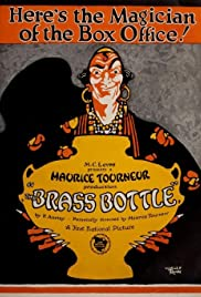 The Brass Bottle Poster