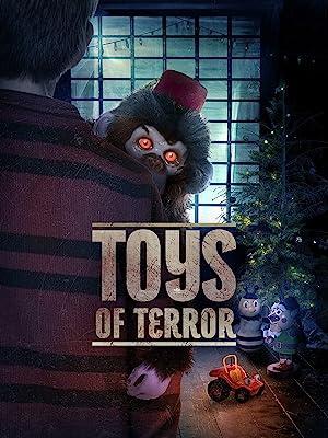 مشاهدة فيلم Toys of Terror 2020 مترجم أونلاين مترجم