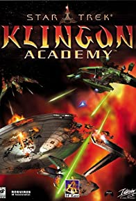 Primary photo for Star Trek: Klingon Academy