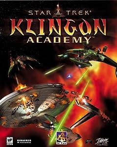 Star Trek: Klingon Academy by Martin Denning