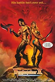 Deathstalker II (1987) Poster - Movie Forum, Cast, Reviews