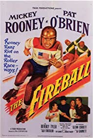 The Fireball (1950) Poster - Movie Forum, Cast, Reviews