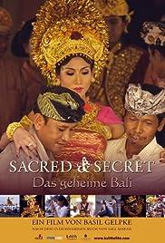 Sacred & Secret Poster