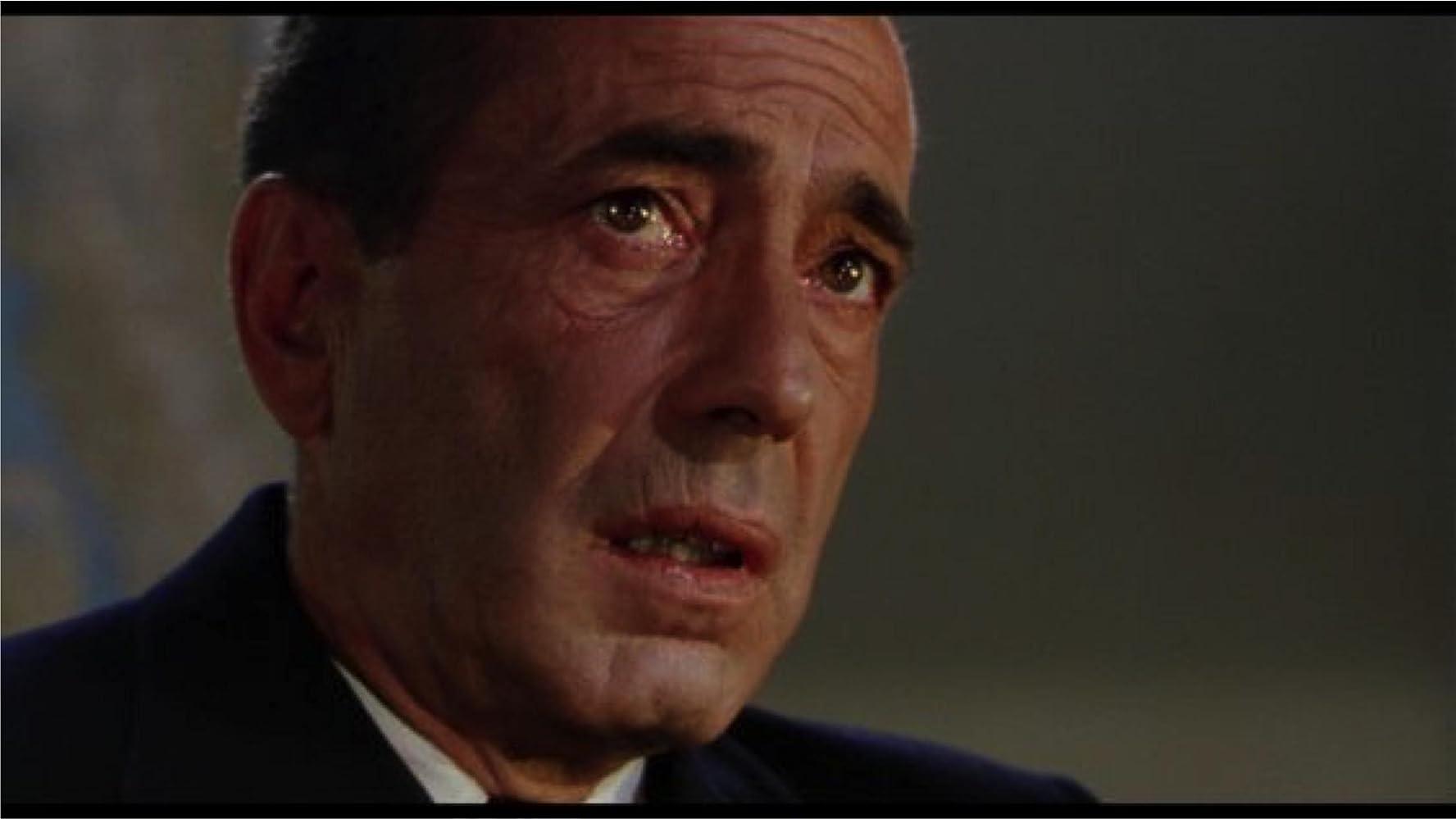 Humphrey Bogart in The Caine Mutiny 1954