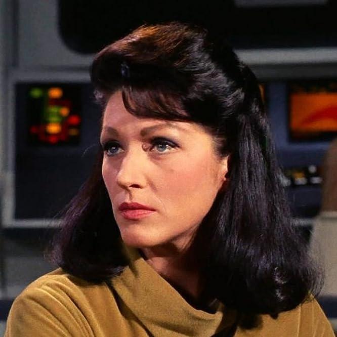 Majel Barrett in Star Trek: The Cage (1986)