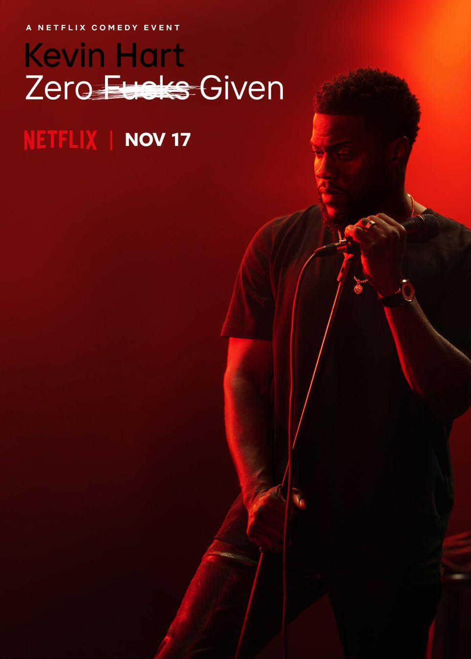 凱文·哈特:管他的 | awwrated | 你的 Netflix 避雷好幫手!