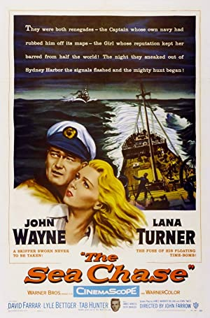 The Sea Chase full movie streaming