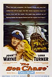 The Sea Chase (1955) 720p