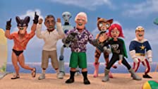 SuperMansion: Summer Vacation Special