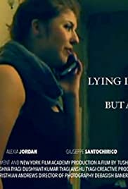 Lying is done with words, and also with silence Poster