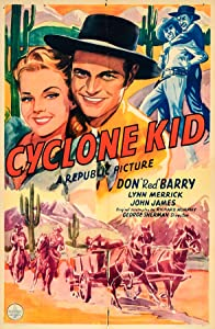 The Cyclone Kid in hindi 720p
