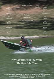 Flying Through Water: The Cajon Solar Team Poster