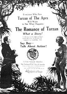 Movie downloads for ipod free The Romance of Tarzan USA [2K]