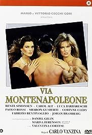 Via Montenapoleone(1987) Poster - Movie Forum, Cast, Reviews