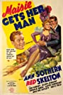 Maisie Gets Her Man (1942) Poster
