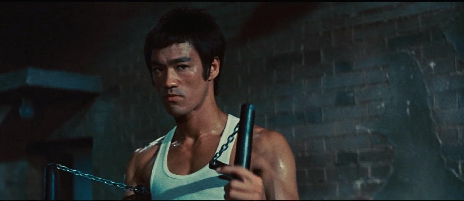 Bruce Lee in Meng long guo jiang (1972)