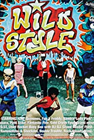 Patti Astor, Lady Pink, Fab 5 Freddy, 'Lee' George Quinones, Andrew Witten, and Busy Bee in Wild Style (1982)