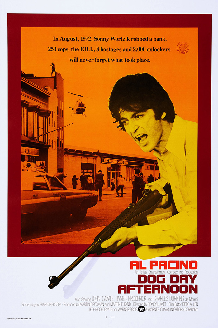 Šuniška popietė / Dog Day Afternoon (1975) Online