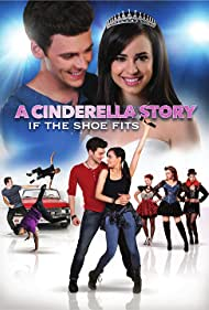 Thomas Law and Sofia Carson in A Cinderella Story: If the Shoe Fits (2016)