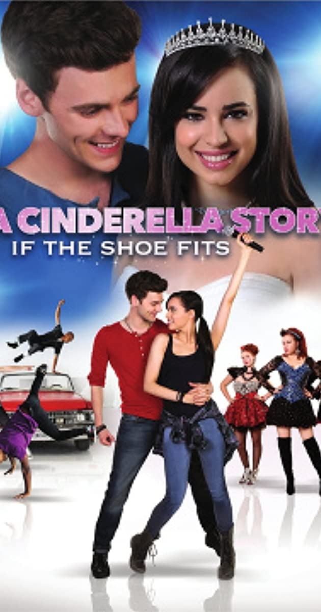 6371877bf5bc A Cinderella Story  If the Shoe Fits (Video 2016) - IMDb