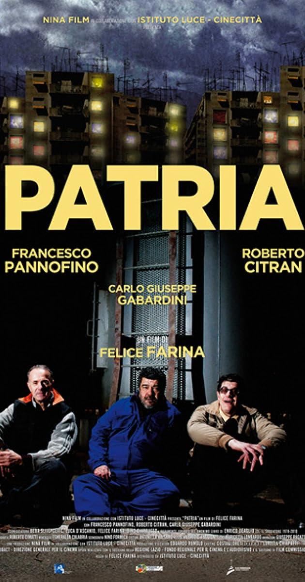 film streaming Patria