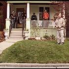 Chad Donella, Carrie Nicols, Kurt Smeaton, James Cade, Robert Kingston, and Brendan Gall in Dakota (2007)
