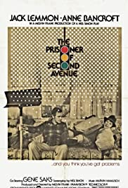 The Prisoner of Second Avenue Poster